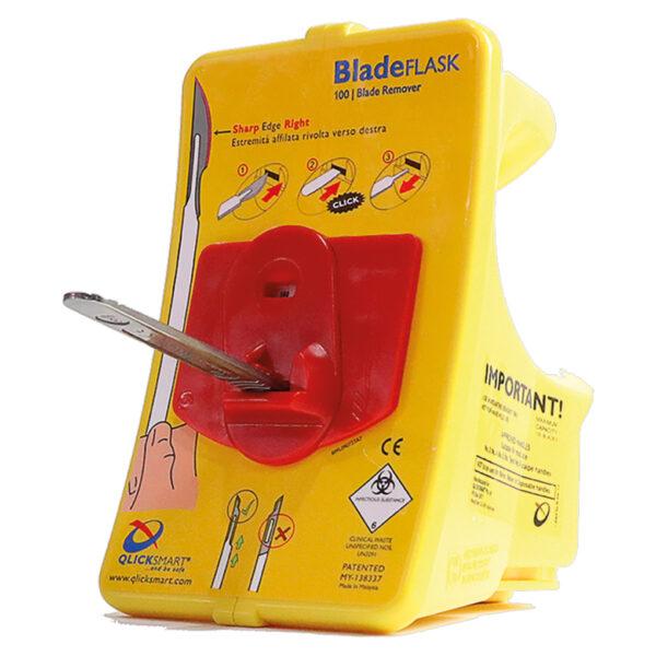 BladeFlask knivbladsavdragare
